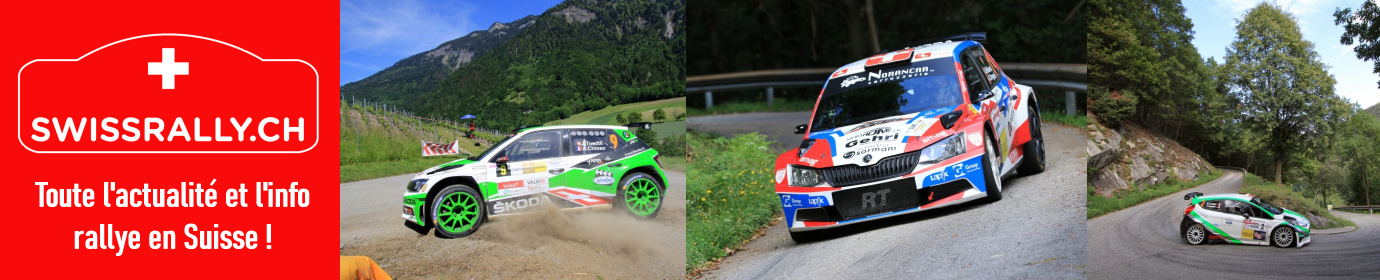 Swissrally.ch le site de référence du championnat Suisse des Rallyes